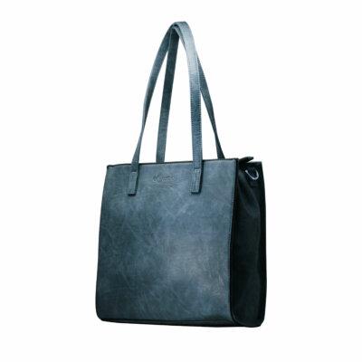 RECTANGULAR BOARDED BAG (RB)-BLUE 2