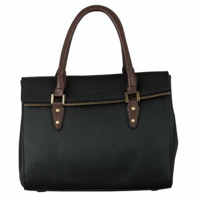 HAND BAG (ZS)-BLACK 4
