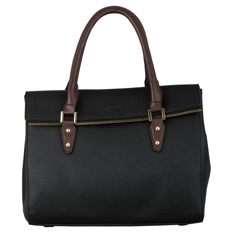 HAND BAG (ZS)-BLACK 8