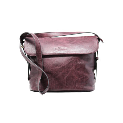 CROSS BODY BAG (SB)-PURPLE 2
