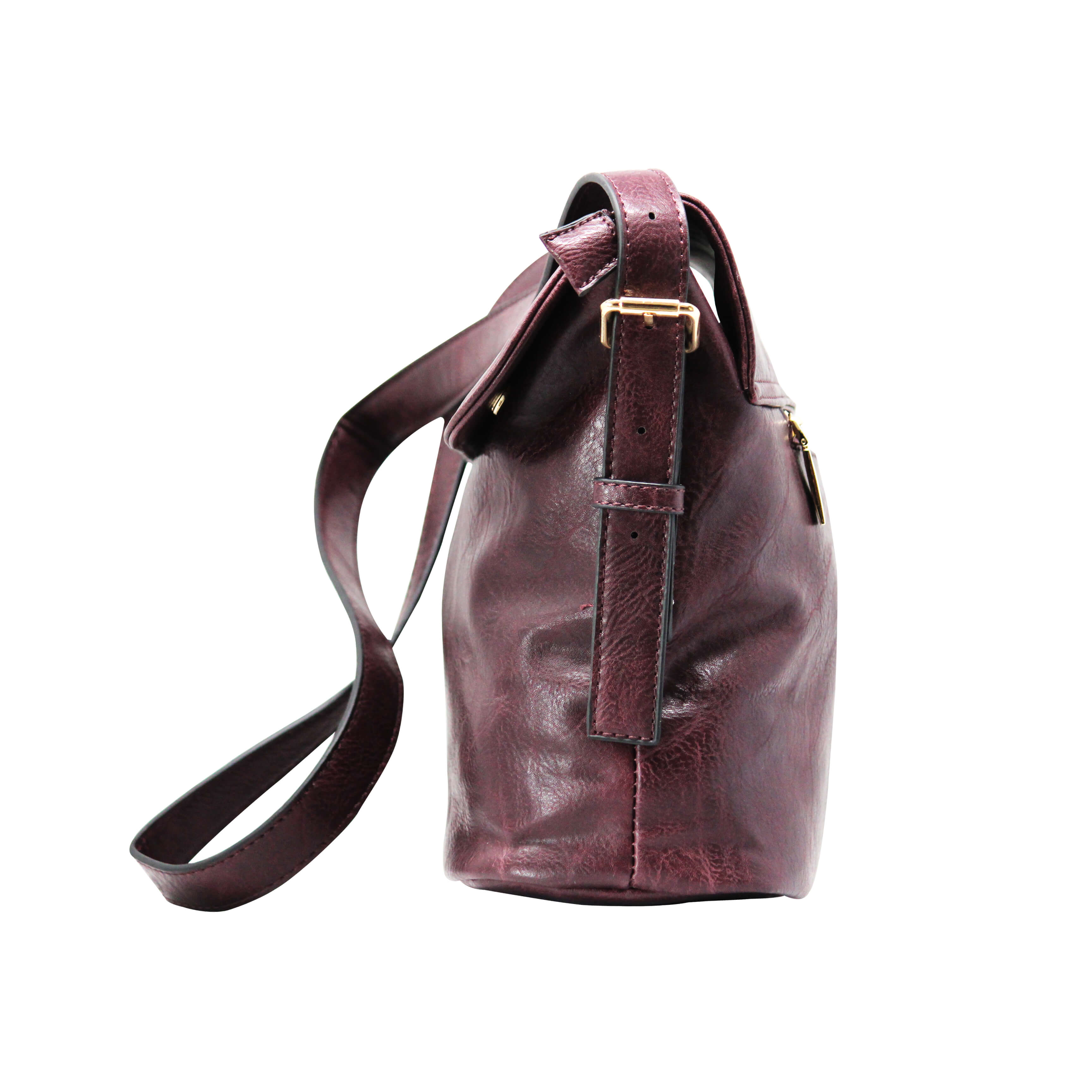 CROSS BODY BAG (SB)-PURPLE 8