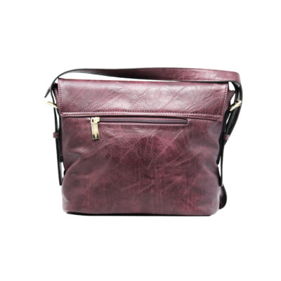 CROSS BODY BAG (SB)-PURPLE 3