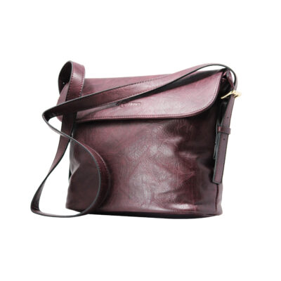 CROSS BODY BAG (SB)-PURPLE 1
