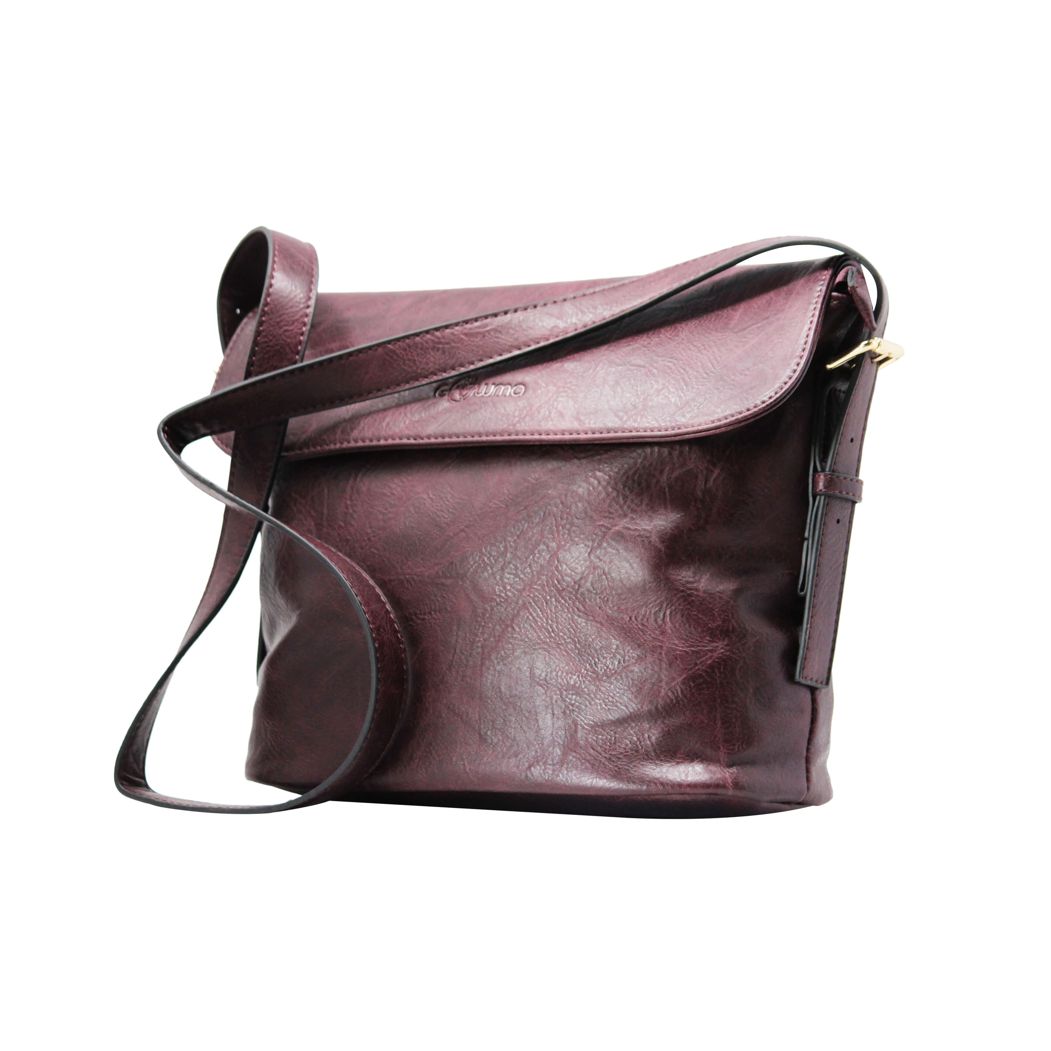 CROSS BODY BAG (SB)-PURPLE 5