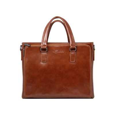 LAPTOP BAG (POS)- BROWN 1