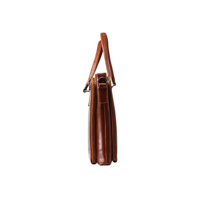 LAPTOP BAG (POS)- BROWN 3