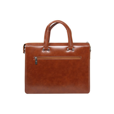 LAPTOP BAG (POS)- BROWN 4