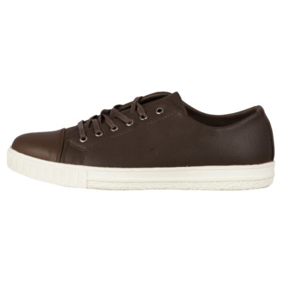 CASUAL LACE UP- BROWN 2