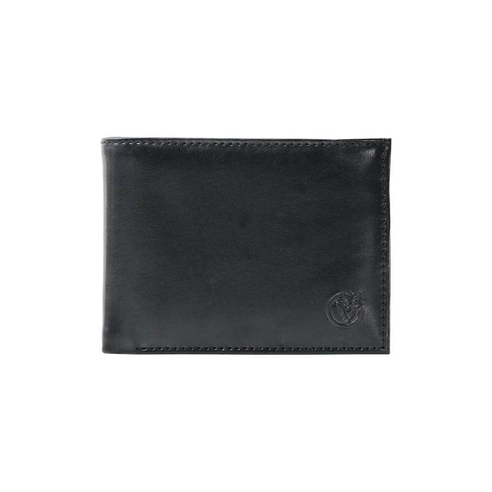 SLOT POCKET WALLET-BLACK 3