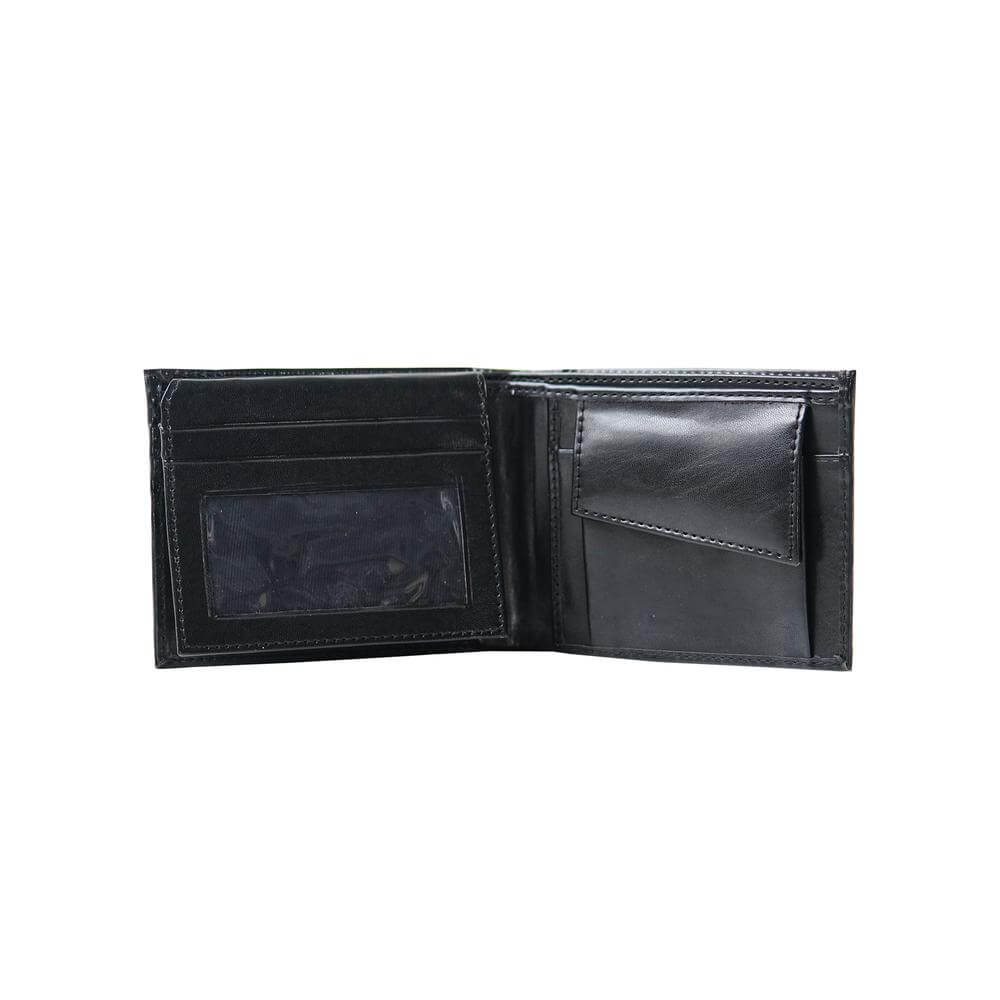 SLOT POCKET WALLET-BLACK 4